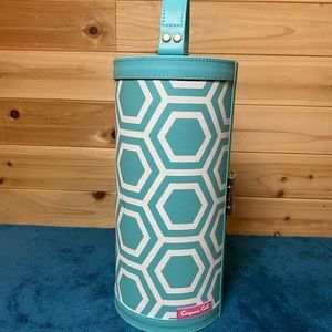 Rare Origami Owl Carrying Jewelry Case Like New
